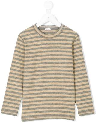 Il Gufo striped top