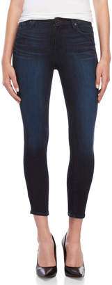 Paige Luella Hoxton Cropped Skinny Jeans
