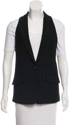 Elizabeth and James Tailored Woven Vest