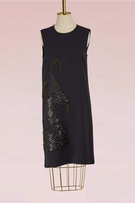 Victoria Beckham Victoria Swans dress