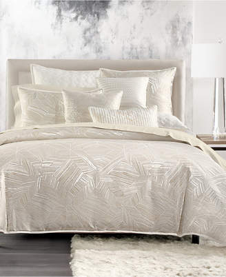 Hotel Collection Alabaster Full/Queen Duvet Cover
