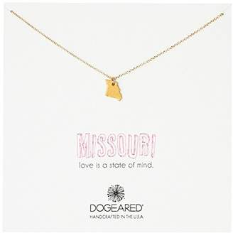 Dogeared State of Mind Missouri Necklace