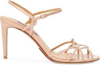 Ralph Lauren Aralyn Goatskin Sandal