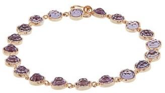 Irene Neuwirth Rose De France Amethyst & Rose Gold Bracelet - Womens - Rose Gold