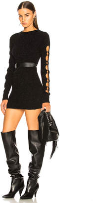 Beau Souci BEAU SOUCI Claudia Dress in Black   FWRD