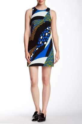 4.collective Cheetah Sleeveless Dress