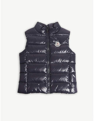 Moncler Ghany padded gilet 4-14 years