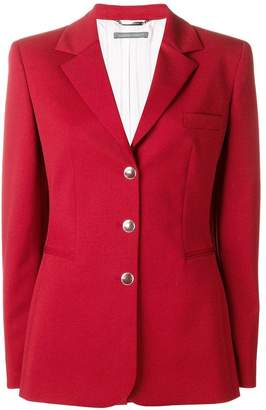 Alberta Ferretti classic single-breasted blazer