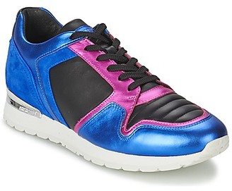 Bikkembergs KATE 420 women's Shoes (Trainers) in Blue