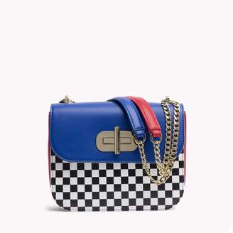 Tommy Hilfiger Saffiano Crossbody Bag