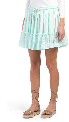 Juniors Australian Designed Mini Skirt