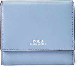 Ralph Lauren Nappa Leather Wallet