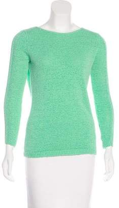Rachel Zoe Knit Crew Neck Sweater