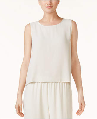 Eileen Fisher Silk Shell, Regular & Petite