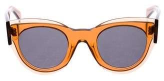 Celine Petra Cat-Eye Sunglasses