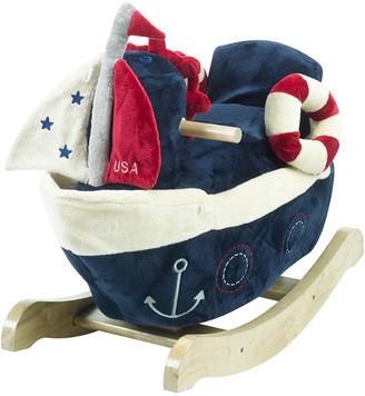 Rockabye America The Sailboat Play & Rock
