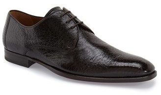 Men's Mezlan 'Escorial' Plain Toe Derby $450 thestylecure.com