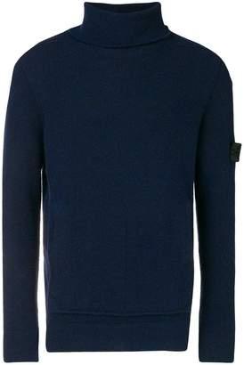 Stone Island Shadow Project turtleneck sweater