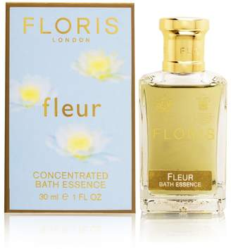 Floris Fleur by London for Women 1.0 oz Concentrated Bath Essence