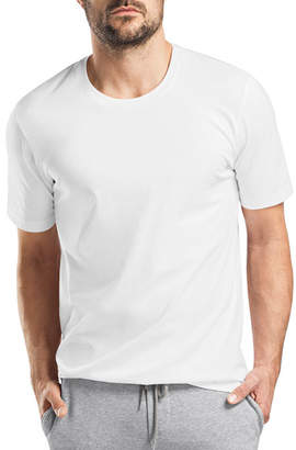 Hanro Living Short Sleeve Crewneck T-Shirt