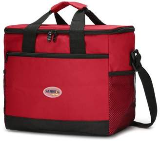 Meigar 16L Insulated Cooler Handbag Waterproof Outdoor Picnic Lunch Storage Bag Carry Case