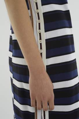 3.1 Phillip Lim Striped Midi Dress