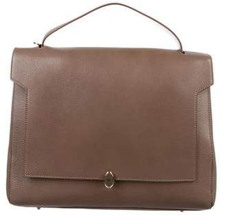 Anya Hindmarch Leather Bathurst Satchel