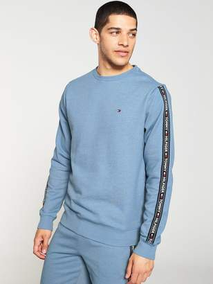 Long Sleeve Track Top - Blue