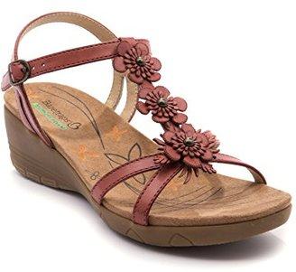 BareTraps Women's Hammond Wedge Sandal $19.19 thestylecure.com
