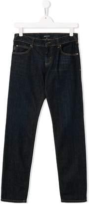 Emporio Armani Kids TEEN five pocket jeans