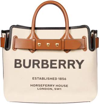 Burberry Medium Belted Tote