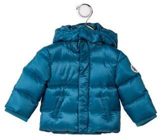 Marie Chantal Girls' Hooded Puffer Coat w/ Tags