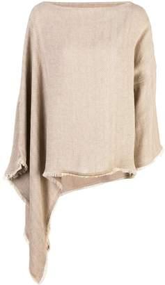 Dusan asymmetric knit sweater
