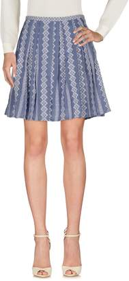 Band Of Outsiders Knee length skirts
