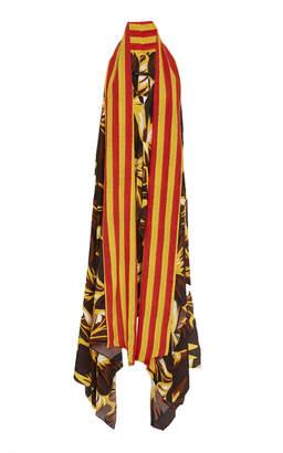 Lenny Niemeyer Silk Band Assymetric Dress