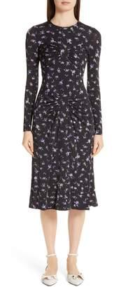 Altuzarra Floral Print Dress
