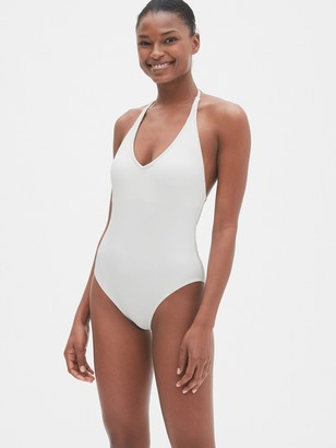 adcee658cffa7 Gap White One Piece Swimsuits - ShopStyle