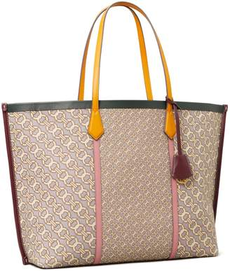 Perry Jacquard Oversized Tote