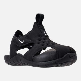 Nike Boys' Toddler Sunray Protect 2 Hook-and-Loop Sandals