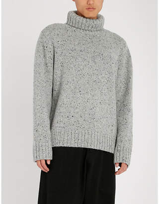 Joseph Turtleneck wool and cashmere-blend jumper