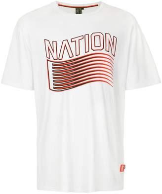 P.E Nation Bend Runner Tee