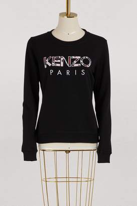 Kenzo Cotton Paris sweatshirt