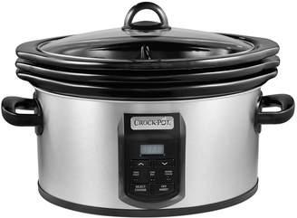 Crock Pot Choose-a-Crock Programmable Slow Cooker