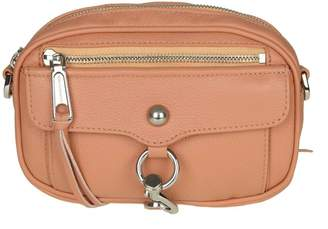 Rebecca Minkoff blythe Xbody Bag In Color Fishing Leather