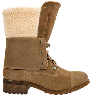 UGG Women's UGG Gradin Lace Up Boot