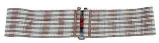 Missoni Striped Stretch Belt