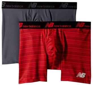 New Balance 6 Boxer Brief Men's Underwear
