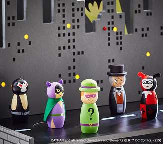 Pottery Barn Kids DC Super-Villains Figurines Set