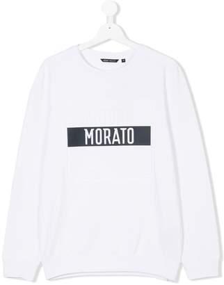 Antony Morato Junior TEEN logo print T-shirt
