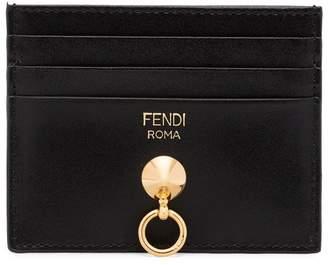 Fendi Studded Cardholder
